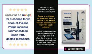 Sonicare Giveaway